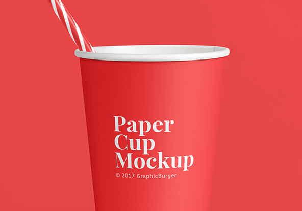免費紙杯設計模板 下載