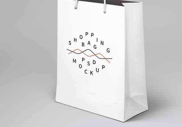 免費紙袋設計模板 下載
