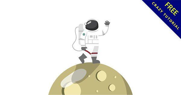 【太空人卡通】22套可愛的太空人卡通下載