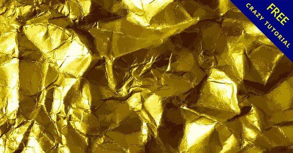 【金箔素材】編輯推薦:22套閃亮的金箔素材下載