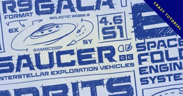 【標題字體】36款封面標題字體下載,可商業用途也可自用