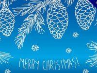 【聖誕節圖案】23款可愛的免費聖誕節圖案下載
