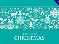 【聖誕節背景】32個有可愛的聖誕節背景圖下載
