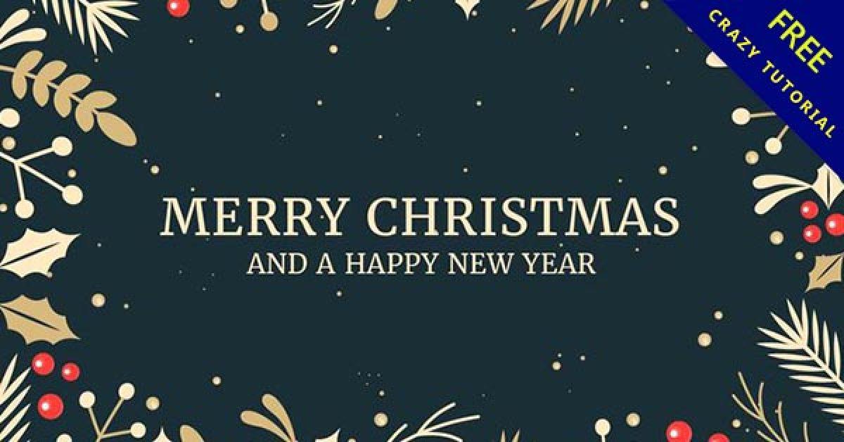 【聖誕節貼圖】26款可愛的聖誕節line貼圖下載