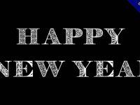 16款適合新年的 Happy new year字體下載