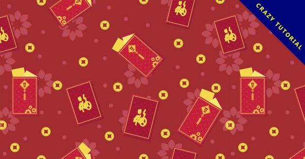 【新年素材】精選33張充滿喜氣的新年素材圖下載