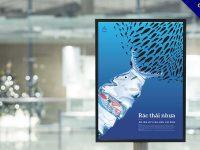 環保海報欣賞,20款有設計感的環保海報案例推薦