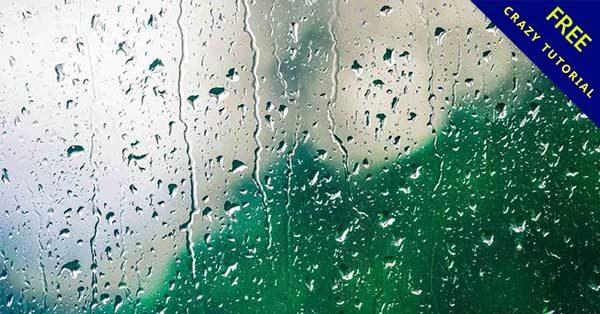 【下雨圖】20張有情感的下雨圖片下載,雨滴感覺很美