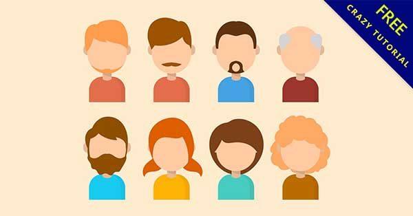 【人icon】嚴選30張高質感的人圖示下載
