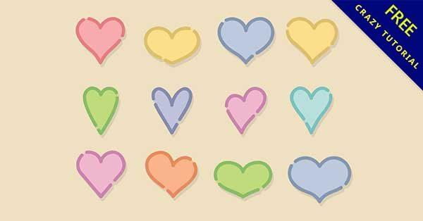 【可愛愛心】可愛推薦:24個有質感的愛心可愛圖下載