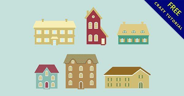 【建築素材】設計師推薦的36套細緻的建築素材圖下載