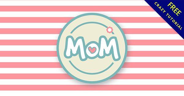 【母親節素材】節日推薦:30款可愛的母親節素材圖下載
