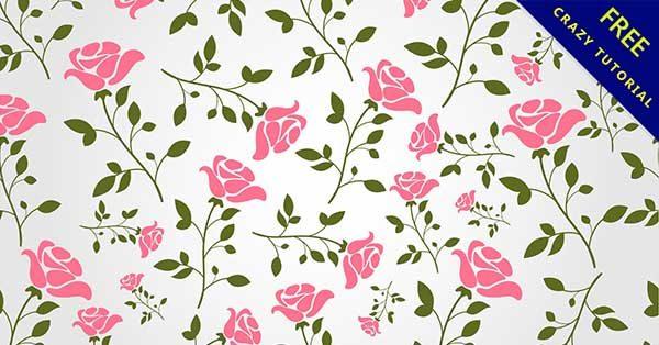 【玫瑰花圖】精華推薦:23張可愛的玫瑰花圖案下載