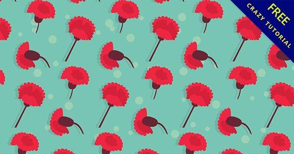 【康乃馨背景】背景推薦:10款可愛的康乃馨背景圖下載