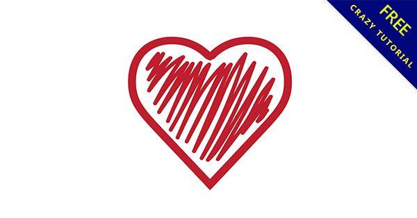 【愛心貼圖】可愛推薦:43張Line的愛心貼圖素材下載