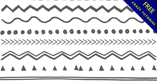 【手帳邊框】小編推薦:30款可愛的手帳邊框素材下載