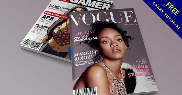 時尚雜誌封面欣賞,22款歐美的時尚雜誌封面推薦