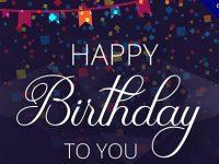 【生日快樂圖】壽星推薦:28張可愛的生日快樂圖卡下載