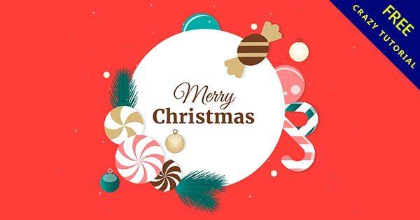 50張聖誕快樂英文貼圖下載,英文LINE祝賀圖