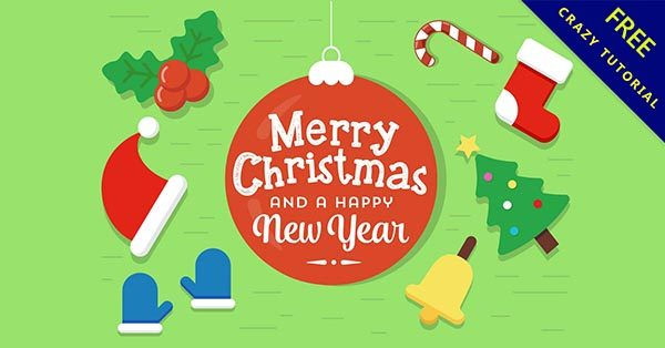 41張LINE可用的聖誕快樂貼圖下載,永久免費