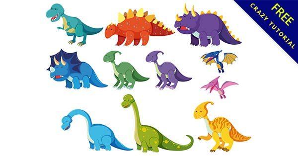 【q 版恐龍】實用推薦:30個可愛的恐龍q版下載