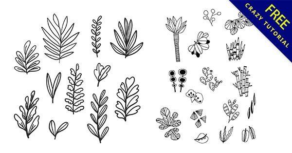 【手繪花】手繪推薦:31個精美的手繪花朵圖下載