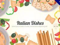 【晚餐圖貼】美食推薦:25套美味的晚餐貼圖下載