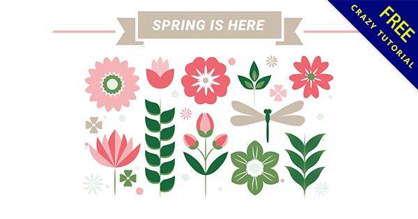 【q版花】花朵推薦:35個可愛的Q版花朵下載