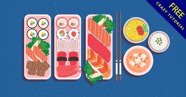 【午餐圖案】圖案推薦:37個可愛的午餐圖案素材下載