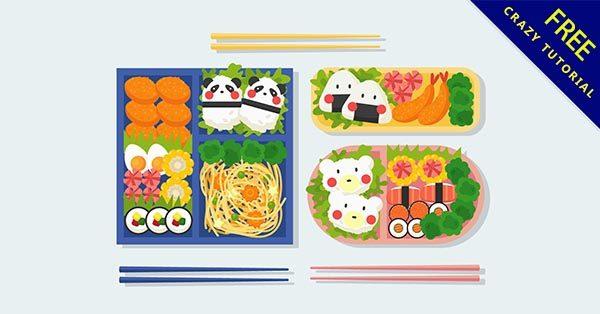 【午餐圖貼】圖貼推薦:27個可愛的午餐圖下載