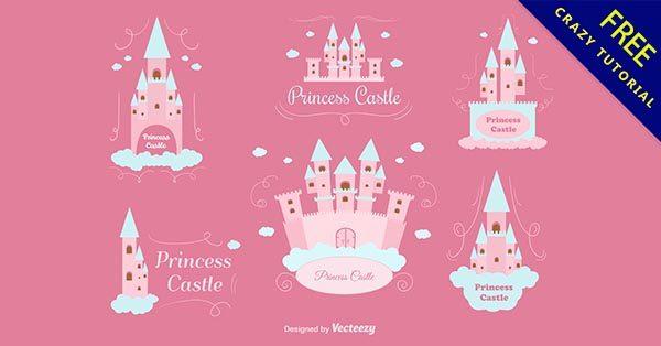【卡通城堡】城堡推薦:25套Q版的卡通城堡圖下載