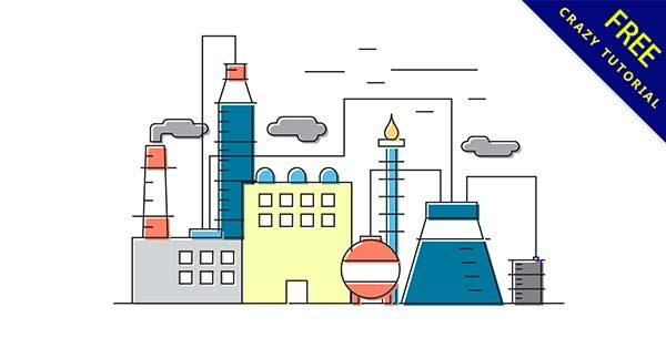 【卡通工廠】強烈推薦:25套精細的卡通工廠圖案下載