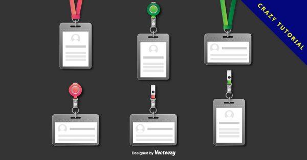 【名牌樣式】樣式推薦:23張商務的名牌樣式設計下載
