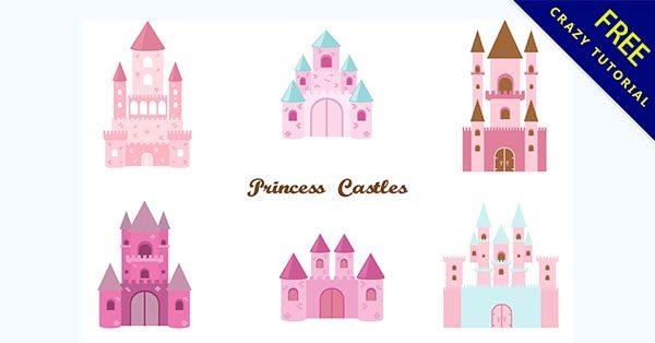 【城堡卡通】城堡推薦:38個可愛的城堡卡通圖下載
