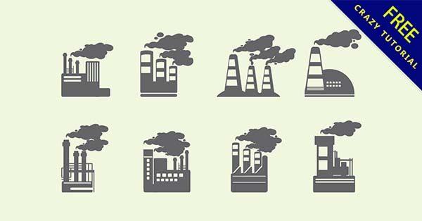 【工廠圖示】圖示推薦:23款優質的工廠icon圖示下載