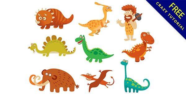 【恐龍圖片】圖片推薦:19張可愛的恐龍圖片素材下載