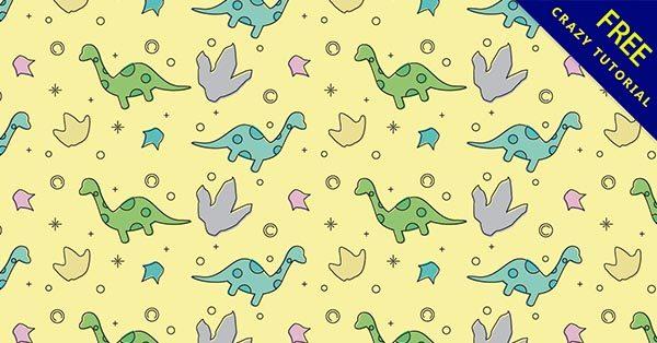 【恐龍背景】背景推薦:24張可愛的恐龍背景圖下載
