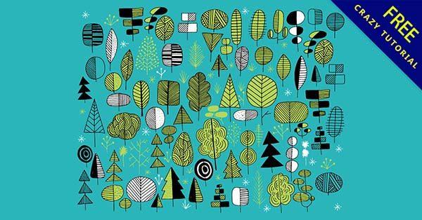 【樹q版】Q版推薦:40套可愛的樹q版圖案下載