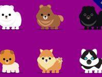 【狗插圖】插圖推薦:18款可愛的小狗插圖下載