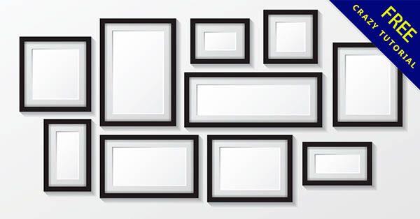 【白色邊框】相框推薦:26個照片的白色框下載