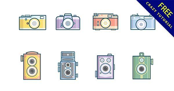 【相機圖片】復古推薦:24款復古的相機圖素材下載
