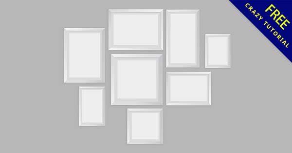 【相片框素材】相框推薦:32款好看的相片框素材圖下載