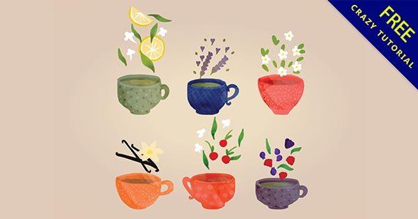【茶葉logo】圖示推薦:22款有設計感的茶葉logo圖示下載