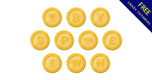 【錢素材】金錢推薦:38款可愛的金錢素材下載