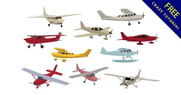 【飛機卡通】飛機推薦:28款可愛的飛機卡通圖下載