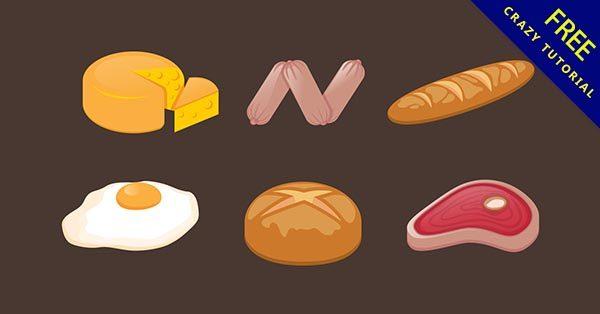 【食物素材】素材推薦:37款可愛的食物素材圖下載