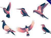 【鳥q版】Q版推薦:21套超可愛的鳥q版圖案下載
