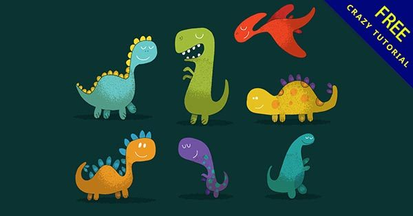 【q版恐龍】q版推薦:30款可愛的q版恐龍圖下載