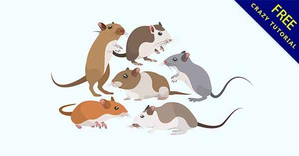 【卡通老鼠】老鼠推薦:21款可愛的卡通老鼠圖下載