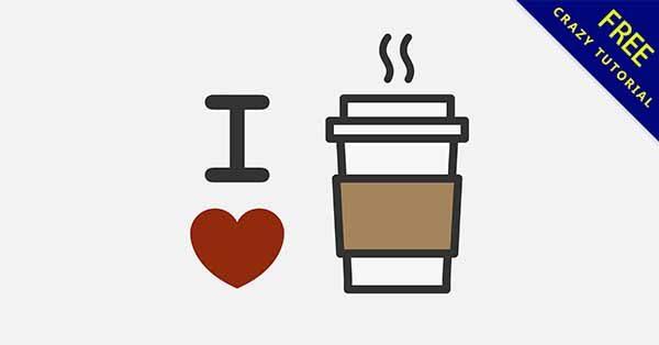 【咖啡卡通】素材推薦:26張可愛的咖啡卡通圖下載